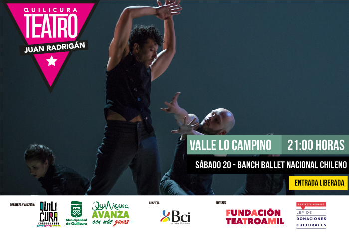 Teatro - Banch (Danza) @ Valle Lo Campino