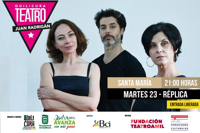Teatro - Réplica @ Villa Santa Maria